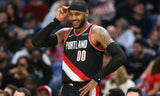 Carmelo Anthony Stinks in Blazers Debut