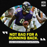Lamar Jackson - The Best Running Back to Play Quarterback