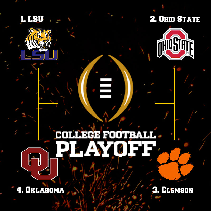 College Football Playoff Package