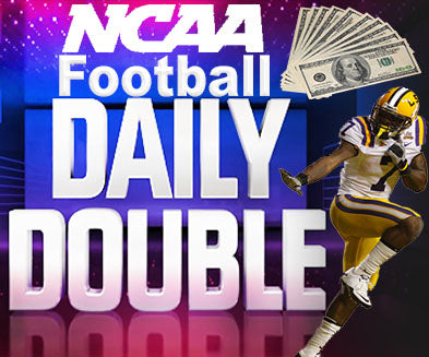 College Football Daily Double