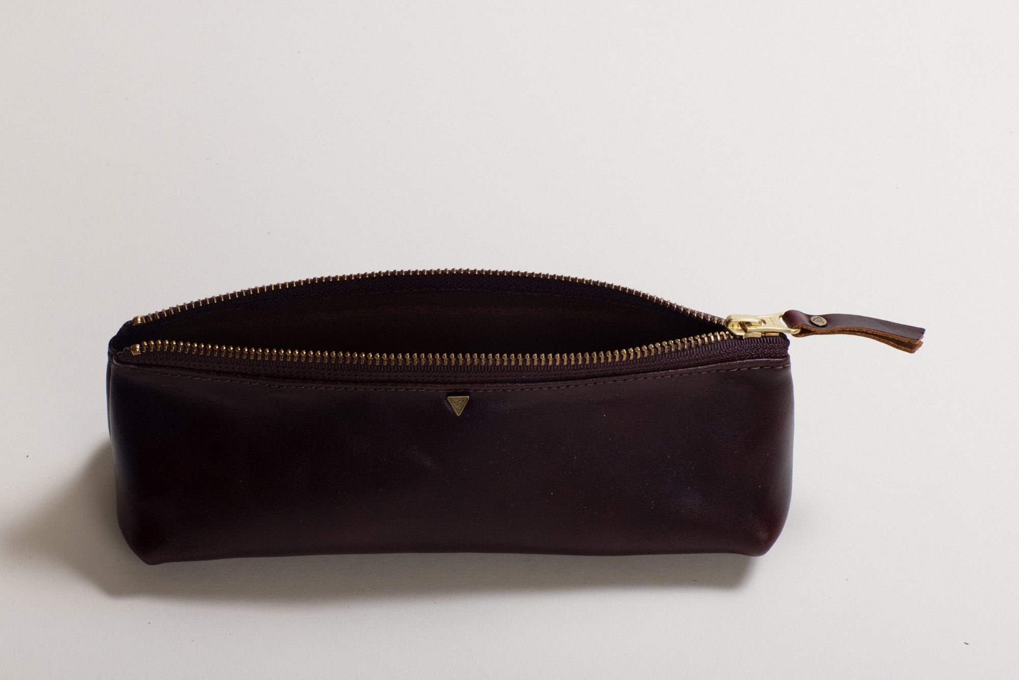 The Atelier Leather in Mahogany