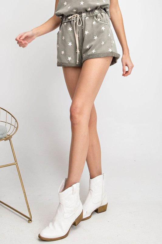 Summer Star Shorts