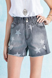Rockstar Denim Shorts