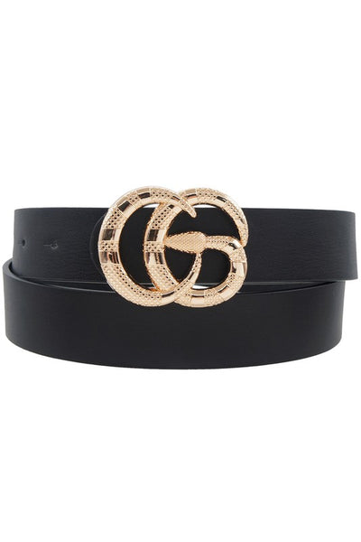 Snake Fashion Belt