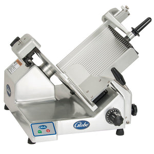 "Globe S13 13"" Heavy-Duty Manual Meat Slicer - 1/2 hp - JrcNYC"