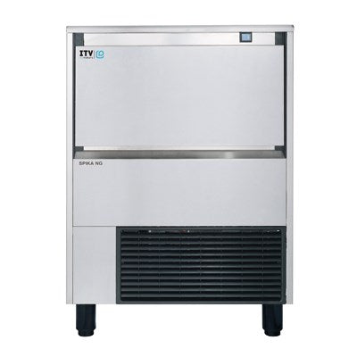 ITV 214 LB Undercounter Self Contained Ice Cuber Spika NG 175 - JrcNYC