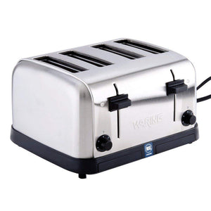 Waring (WCT708) Four-Compartment Pop-Up Toaster - JrcNYC