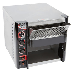 "APW Wyott XTRM-2 10"" Wide Conveyor Toaster with 1 1/2"" Opening - 208V - JrcNYC"