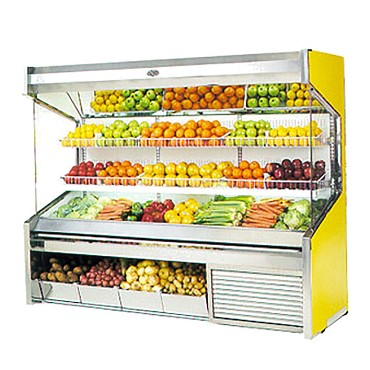 Marc Refrigeration - Produce Display Case, Self Service - JrcNYC