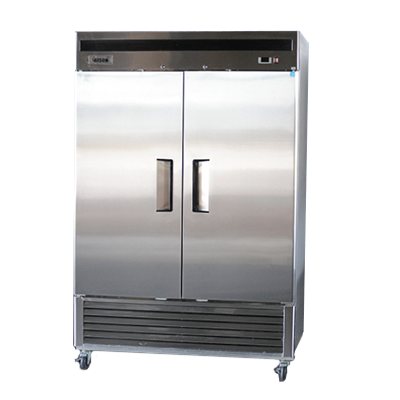 BISON BRF-46 Reach-In Refrigerator - JrcNYC