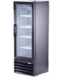 1 Glass Door Cooler Merchandiser 10 Cu.Ft SGM-10RV Spartan - JrcNYC