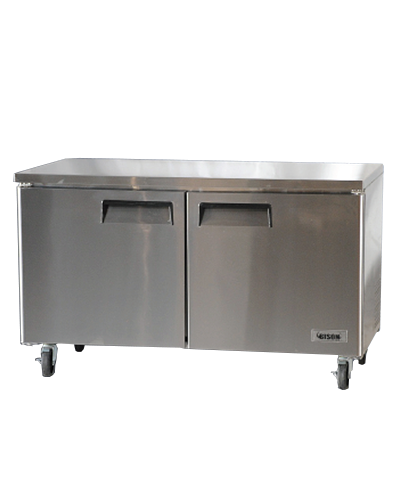 BISON BUR-60 17.9 CU FT REACH‐IN UNDERCOUNTER REFRIGERATOR - JrcNYC