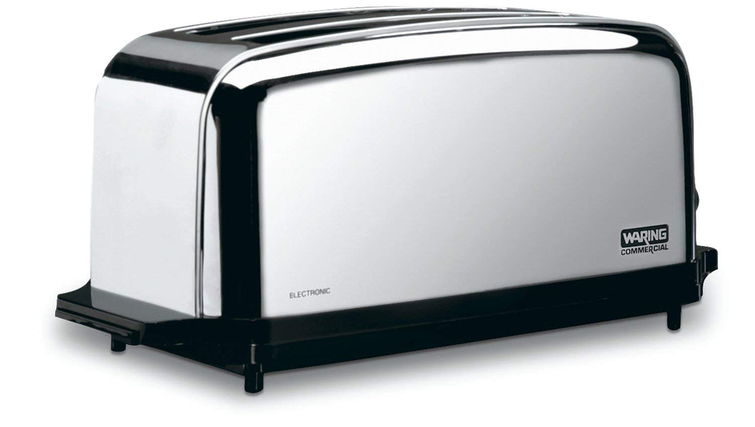 Waring (WCT704) Two-Compartment Pop-Up Toaster - JrcNYC