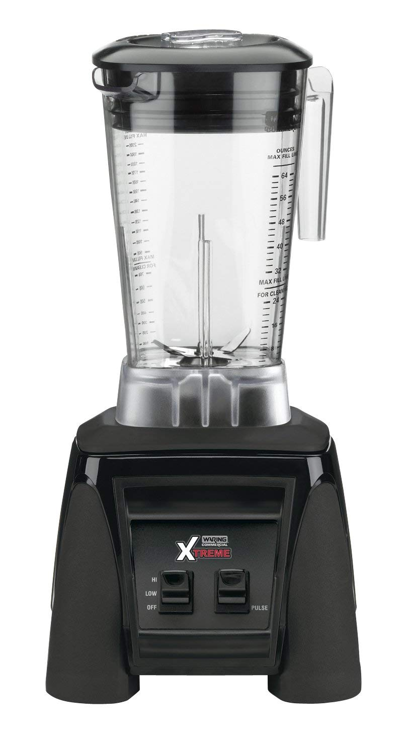Waring (MX1000XTX) 64 oz Commercial Blender - Xtreme Hi-Power Series - JrcNYC