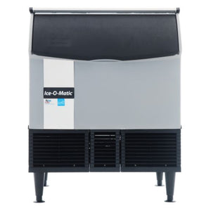 "Ice-O-Matic ICEU300FA 30.34"" Air Cooled Undercounter Full Cube Ice Machine - 309 lb. - JrcNYC"