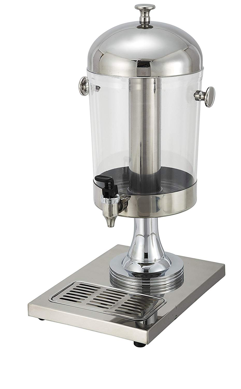 Winco 902 Stainless Steel Juice Dispenser, 7-1/2-Quart - JrcNYC