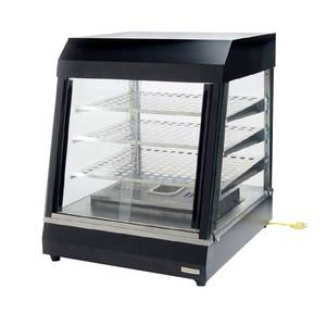 Hebvest Countertop Electric Heated Display Case - JrcNYC