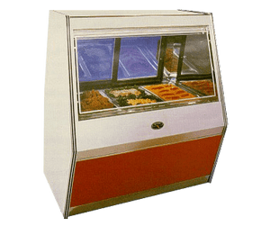 MCH Series, Electric Hot Food Display Cases - JrcNYC
