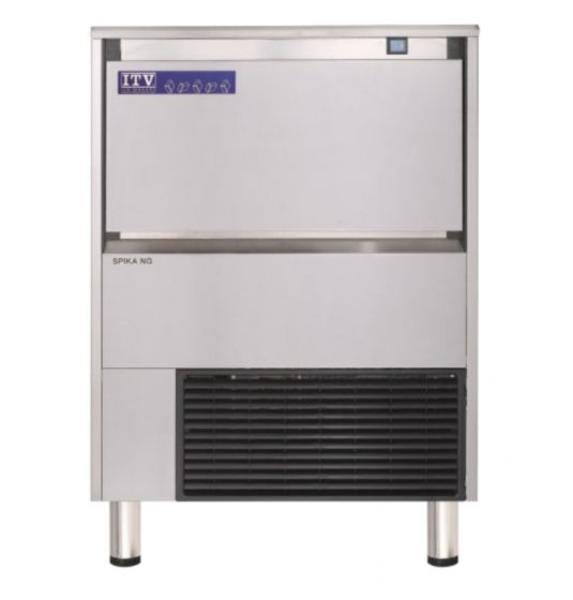 ITV SPIKA NG215-A1F Air-Cooled 226 LB Full Dice Cube Undercounter Ice Maker - JrcNYC