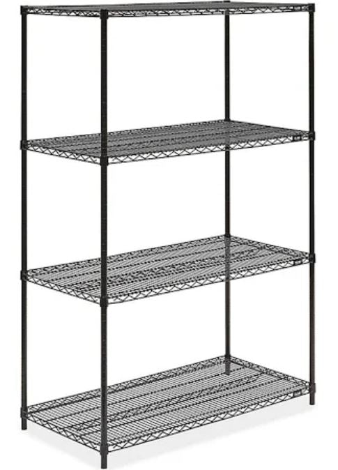 Wire Shelves - JrcNYC