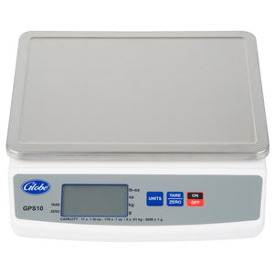 Globe GPS10 10 lb. Digital Portion Control Scale - JrcNYC