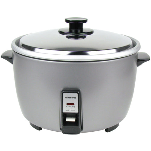 Panasonic SR-42HZP 37 Cup (23 Cup Raw) Rice Cooker / Warmer - 120V - JrcNYC
