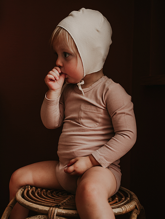The Long-Sleeve Onesie