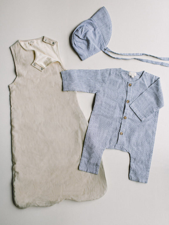 The Linen and Love Newborn Set