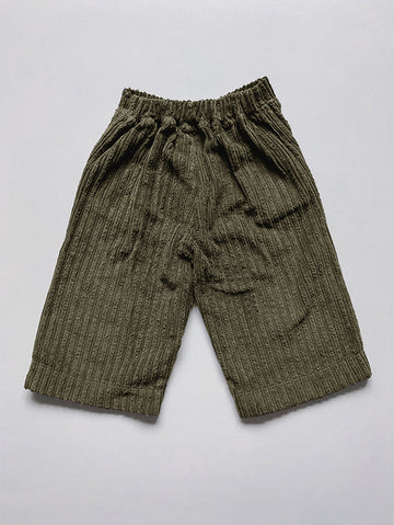 The Vintage Corduroy Utility Trouser