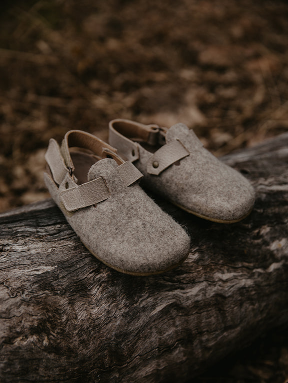 The Wool Slip-On