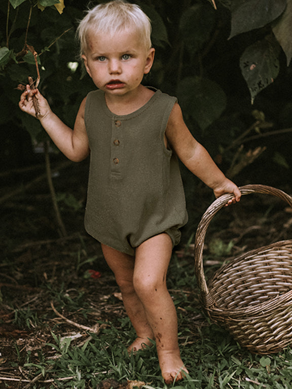 The Seeker Romper