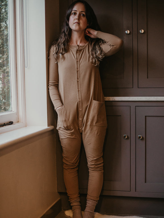 The Free Range Jumpsuit - Women's