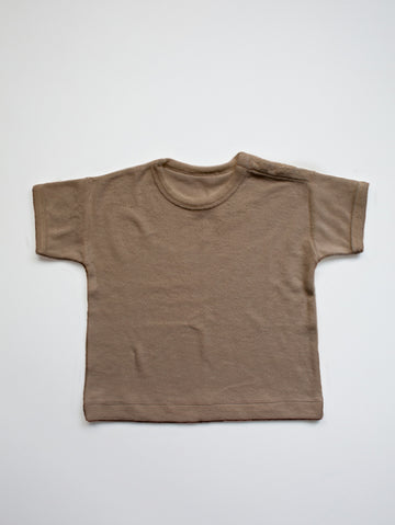 The Terry Boxy Tee