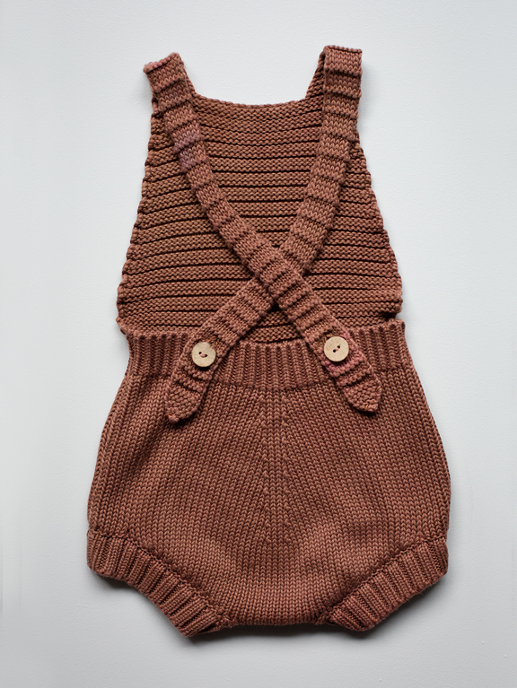 The Knit Romper