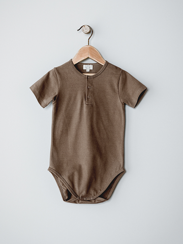The Short-Sleeve Onesie