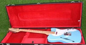 GUITAR HARD CASE FIT FFTH STYLE GUITARS ONLY SELL CASE
