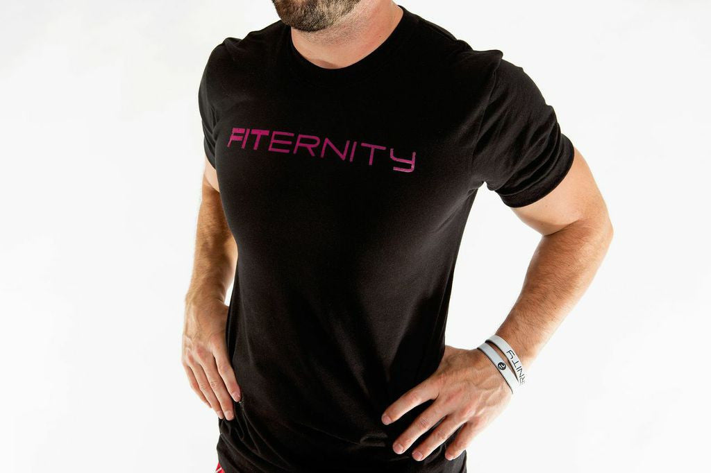 FITERNITY CLASSIC MEN'S | BLACK / PINK