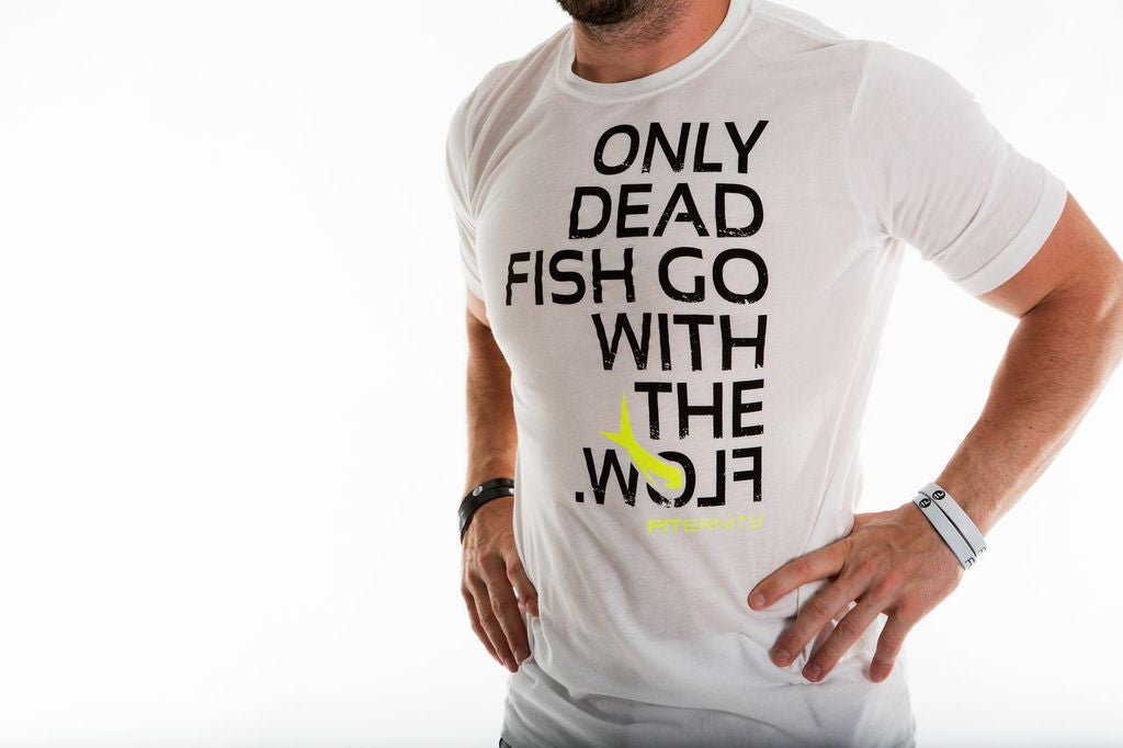 ONLY DEAD FISH MEN'S | WHITE