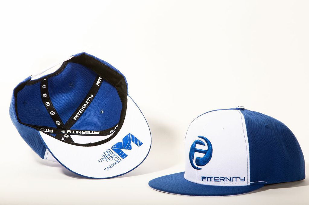 SUPERMAN BLUE SNAPBACK | W^5