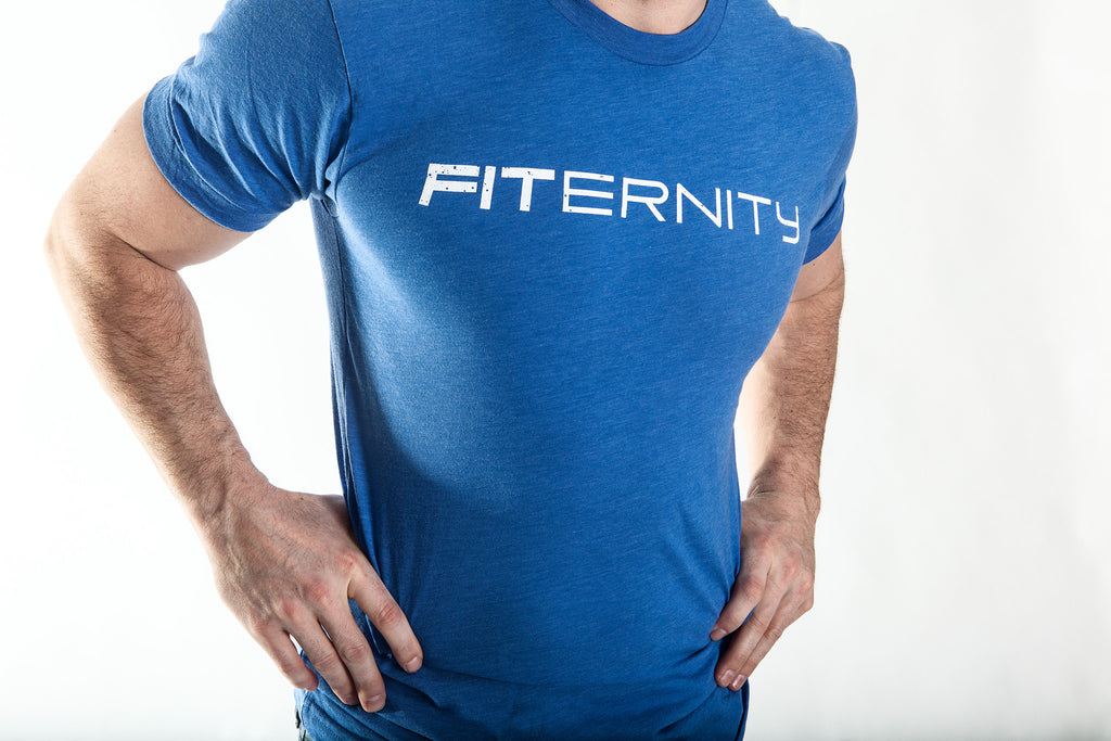 FITERNITY CLASSIC MEN'S | BLUE