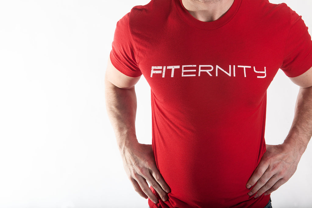 FITERNITY CLASSIC MEN'S | RED