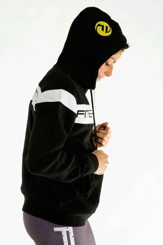 FITERNITY FULL-SPEED ZIP HOODIE | UNISEX