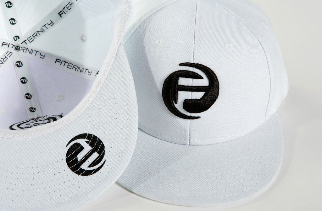 PURE WHITE SNAPBACK