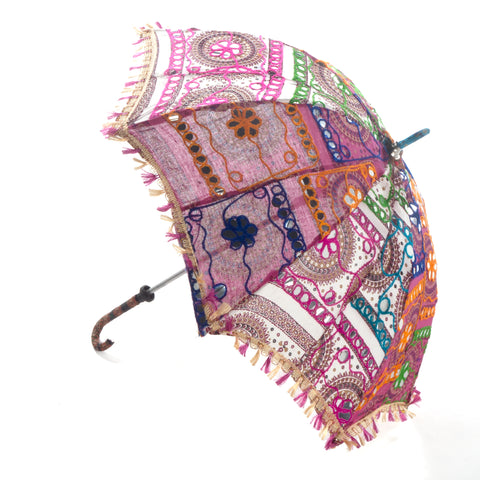 Indian Sari Parasol – Small or Child's