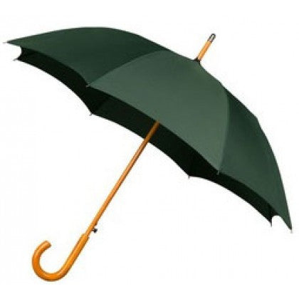 Warwick - Men's Olive Green Windproof Walking Umbrella