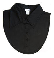 Black Dickey Collar