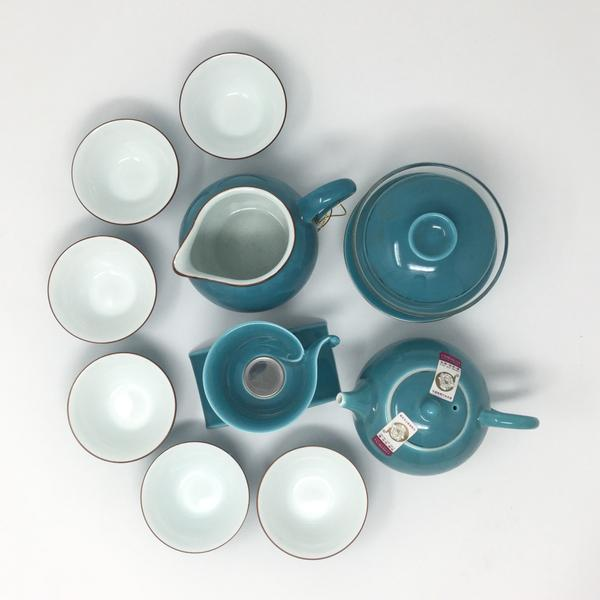 Gaiwan Porcelain Tea set 01