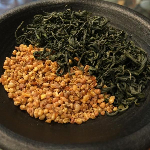Hei Ku Qiao (Black Tartary Buckwheat Tea)