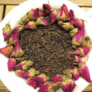 Royal Rose Shu Pu-erh (2016yr) 01