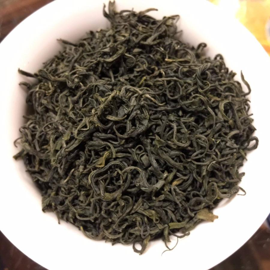Yixing Green Tea 01